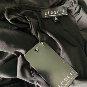 Eloquii Pants & Jumpsuits - Eloquii Tie Waist Jumpsuit NWT Size 18